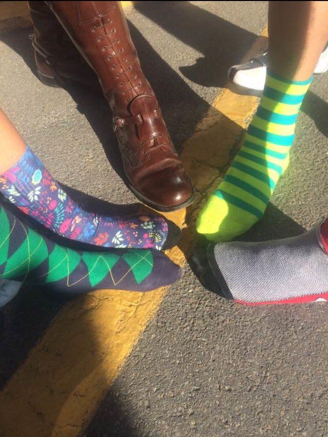Fun Socks - Cops for Kids Ride